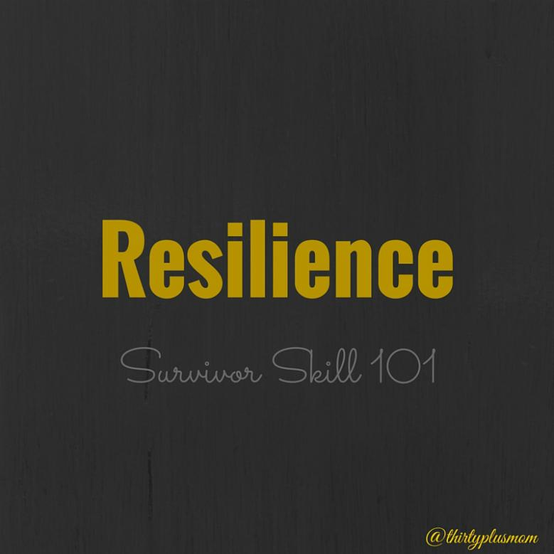 Resilience Quote Card